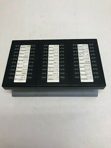 #GE5 Toshiba DDM5060 60 Button Add-On Moudule Digital DDS Console Black
