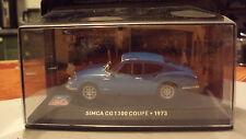 1/43ième - SIMCA CG 1300 COUPE - 1973