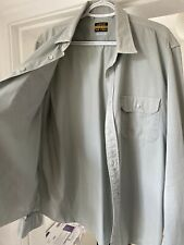 Levi's vintage Clothing LVC Tab Twill Shirt Large Made In Italy
