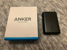 Anker PowerCore 10000mAh Compact Charger Portable USB Battery Power Bank Core