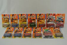 Matchbox Routemaster Bus Double-Decker London Lot of 13 New on Cards Diecast Car