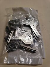 Pack of 10 Ilco Y154 / P1789 Key Blanks Made by ILCO in USA / NEW LOCKSMITH