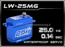 SERVO DIGITALE POWER HD 25 KG 0.16 sec CON INGRANAGGI ALLUMINIO WATERPROOF