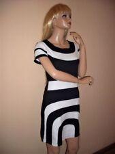 M Boho-Damenkleider mit Rundhals-Ausschnitt