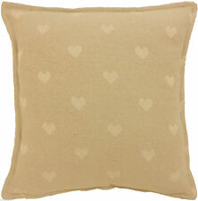 Heart 100% Cotton Decorative Cushion Covers
