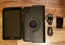 Samsung Galaxy Tablet Tab 2 7.0 Bundle Factory Reset Tested & Ready