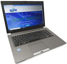 """Toshiba Tecra Z40-C 14"""" Core i5-6300U 2.4GHz 256GB 16GB RAM Win10 Pro"""