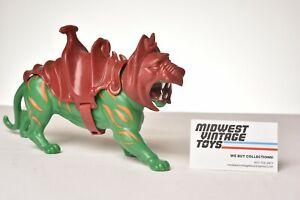 Vintage Masters of the Universe - MOTU - BATTLE CAT 100% COMPLETE - Mattel
