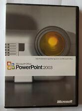 Microsoft PowerPoint Standard 2003, Deutsch - inkl. MwSt