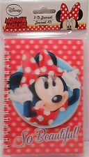 Journal 3D Disney MINNIE MOUSE - SO BEAUTIFUL Children's Diary Notebook Agenda
