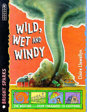 Wild, Wet and Windy (Bright Sparks), Llewellyn, Claire, Very Good Book