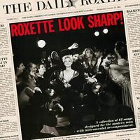 ROXETTE - LOOK SHARP! 30TH ANNIVERSARY  2 CD NEW