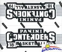 2018/19 Panini Contenders Basketball MASSIVE Sealed JUMBO FAT PACK Box-264 Cards