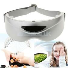 Electric Vibration Eye Care Massager Mask Acupressure Alleviate Anti Wrinkle