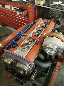 RB25Det/ RB20Det/ NEO / Nissan Skyline Audi R8 Billet Coil Mount R32 R33 R34