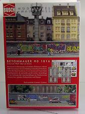 Busch 1016 Kit: 1 x DDR-muro/muro de hormigón