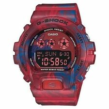 Casio Women's G-Shock GMDS6900F-4 Camouflage Digi Watch *SMALL*