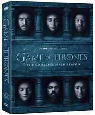 GAME OF THRONES Season 6 The Complete Sixth Season DVD Region 2*Fast & Free P&P*