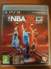 NBA 2K13 - PLAYSTATION 3 PS3 USATO