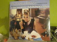 BREAKFAST AT TIFFANY'S SOUNDTRACK 180 GRAM GERMAN IMPORT BEAUTIFUL SOUNDTRACK LP