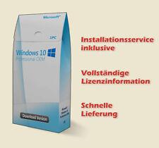 Microsoft Windows 10 Professional OEM - Download