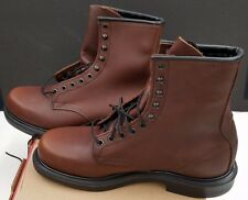 Red Wing Style 953 Lace up Shoe size 8 E  New in box Made in USA