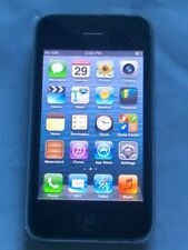 Apple iPhone 3GS - 8GB - (MINT LIKE)  + CLEAN + (FACTORY Unlocked) + LENS TAPE