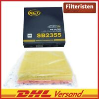SCT Luftfilter für JEEP Grand Cherokee IV (WK) 3.0 CRD  C 22 029 Air Filter