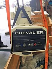 CHEVALIER MILL HEAD /  ONLY HAS UPPER HEAD AND MOTOR / 4578