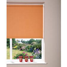 Tende arancioni tessuto oscuranti per la casa