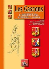 Les Gascons (actes de la conférence du 20 mai 1983 à La Teste de Buch)