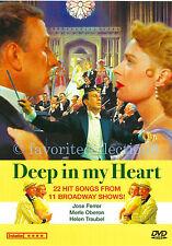 Deep in My Heart (1954) - José Ferrer, Merle Oberon - DVD NEW
