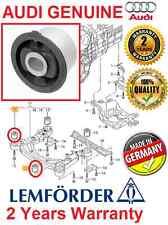 #LEMFORDER AUDI A6 C6 4F ALLROAD FRONT SUBFRAME FRONT BUSH BUSHING 04-11 GENUINE