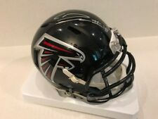 Calvin Ridley Signed Atlanta Falcons Speed Mini Helmet COA & Hologram