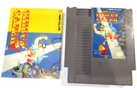 RARE! Circus Caper ORIGINAL NINTENDO NES GAME w/ Instruction Manual ++ TESTED ++