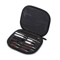 16Pcs Shotgun Cleaning Kit for All Caliber 22 357 38 40 44 45 9mm Brush Tool EP