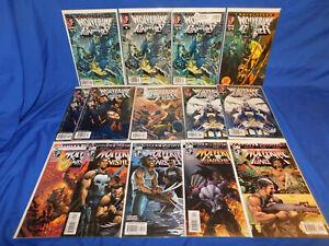 Wolverine Punisher Revelations #1 2 3 4 Marvel Knights Set 1-5 Variant Lot