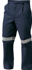 New Men's Tough Hi Vis King Gee Pants, size 97 New Tradie reflective work wear
