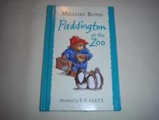 Paddington at the Zoo By Michael Bond Book