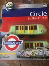 London Underground Ernie Circle Pullback Train New Free Postage