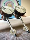 ATELJE LYKTAN~Two 1960's BUMLING Wall Lamps by designer Anders Pehrson~NEW