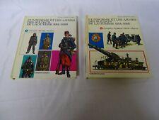 L'Uniforme et les Armes Des Soldats De La Guerre 1914 - 1918 Vol 1&2