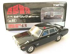 Tomytec Tomica Limited Vintage NEO Nissan Cedric VOL02 than the patrol car