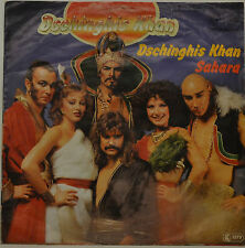 "DSCHINGHIS KHAN - Sahara Single 7 "" (h859)"