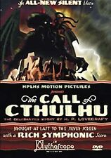 Call of Cthulhu:The Celebrated Story of H.P. Lovecraft -Region 1-Mint-OOP/Rare