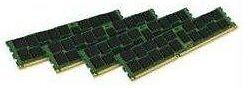 Kingston Technology ValueRAM 64 GB Kit of 4 (4x16 GB Modules) 1600MHz DDR3 (P...