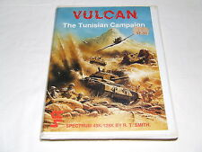 VULCAN by R T SMITH  for ZX SPECTRUM by CCS  VERY RARE !!