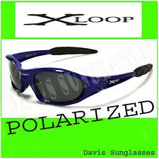 cc5367d3573 Men s POLARIZED X Loop Sunglasses PZ0506 Davis D4 blue sunnies womens  fishing