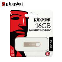 Kingston 16GB Tarjeta de memoria DTSE9H Unidad flash drive USB 2.0