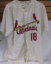 St Louis Cardinals  Replica Jersey #18 Shannon, Size XL